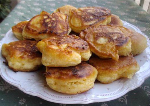 palačinke iz jabolčnih receptov
