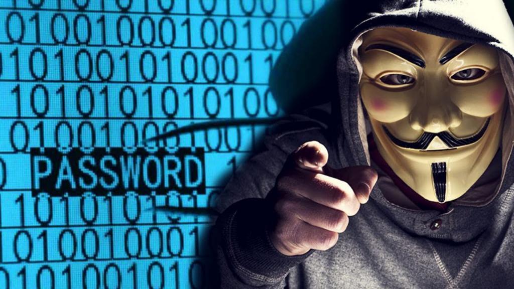Česti su slučajevi krađe lozinki.