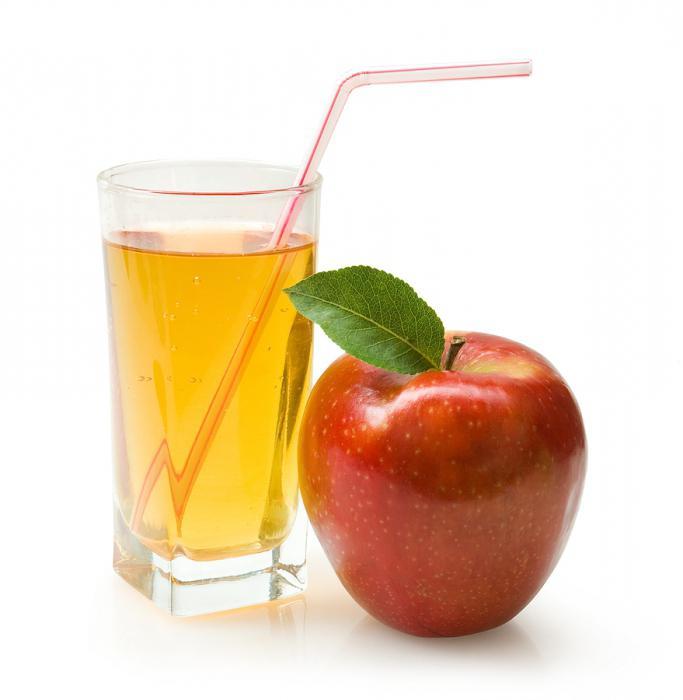 како направити сок од јабуке
