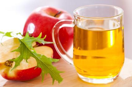 јабуков сирћет за косу