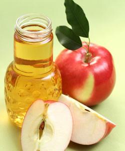 come prendere l'aceto di mele