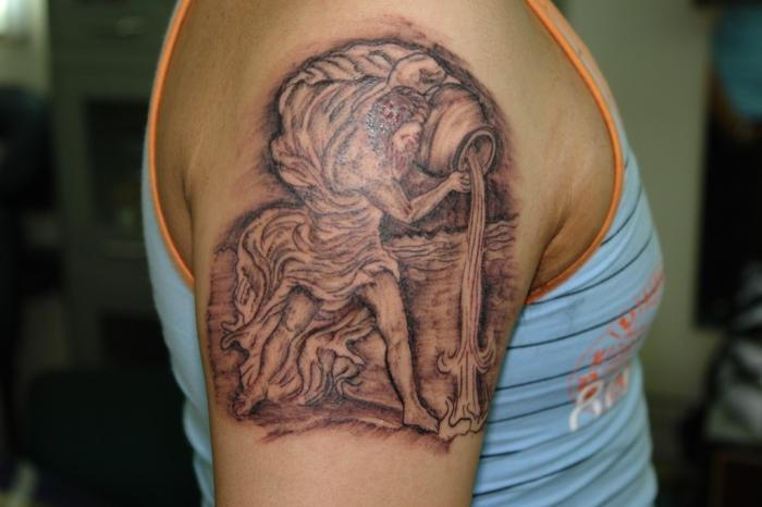 Wodnik Znak Zodiaku Wyróżniający Się Niezwykłymi Zdolnościami