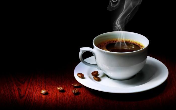 Arabica ziaren kawy