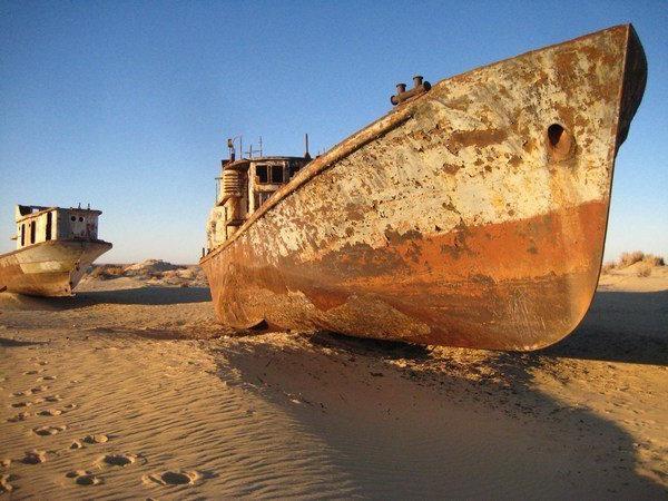 Problemi Aralskog mora