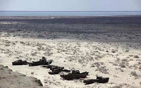 Problemi okoliša Aralskog mora
