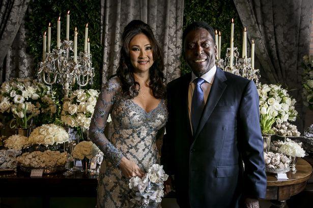 Il terzo matrimonio di Pele