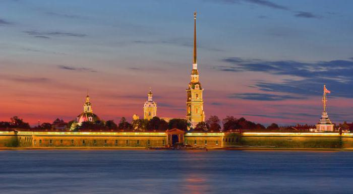 architetto di bellezza a San Pietroburgo