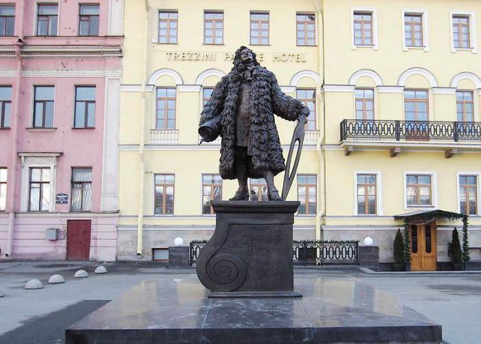 architetti dei palazzi di San Pietroburgo