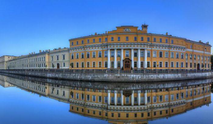 architetto di Ammiragliato a San Pietroburgo