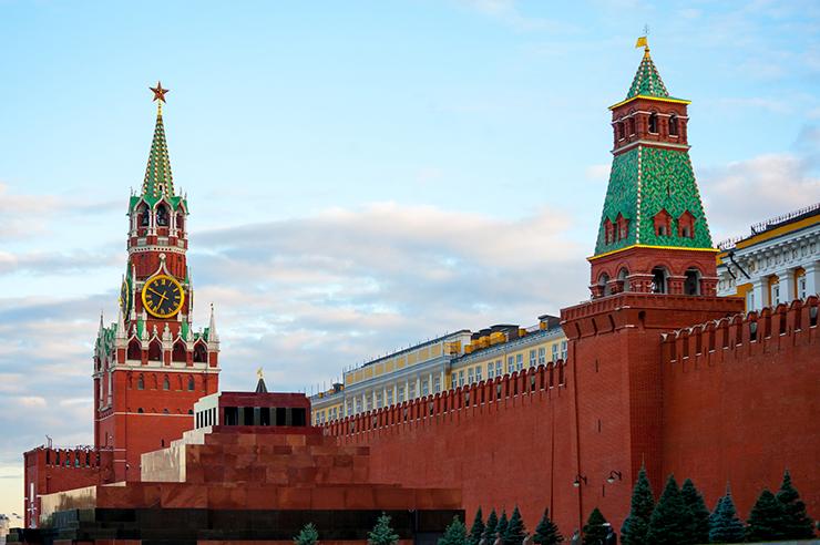 foto del Cremlino