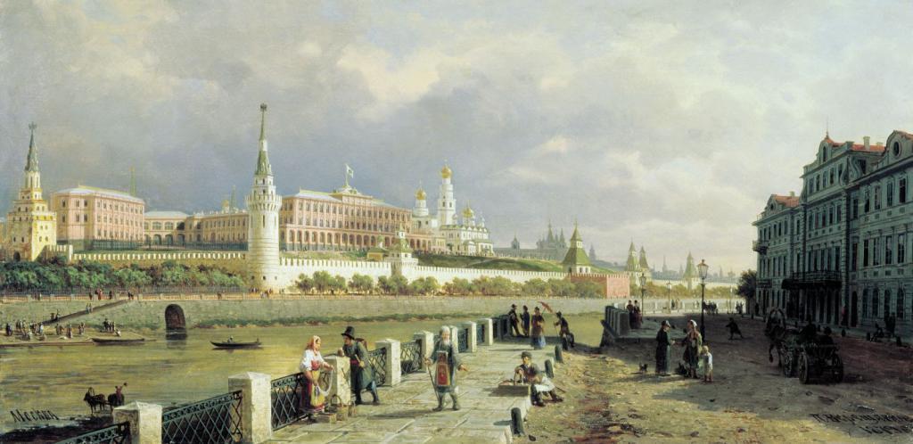 Mosca degli anni '30