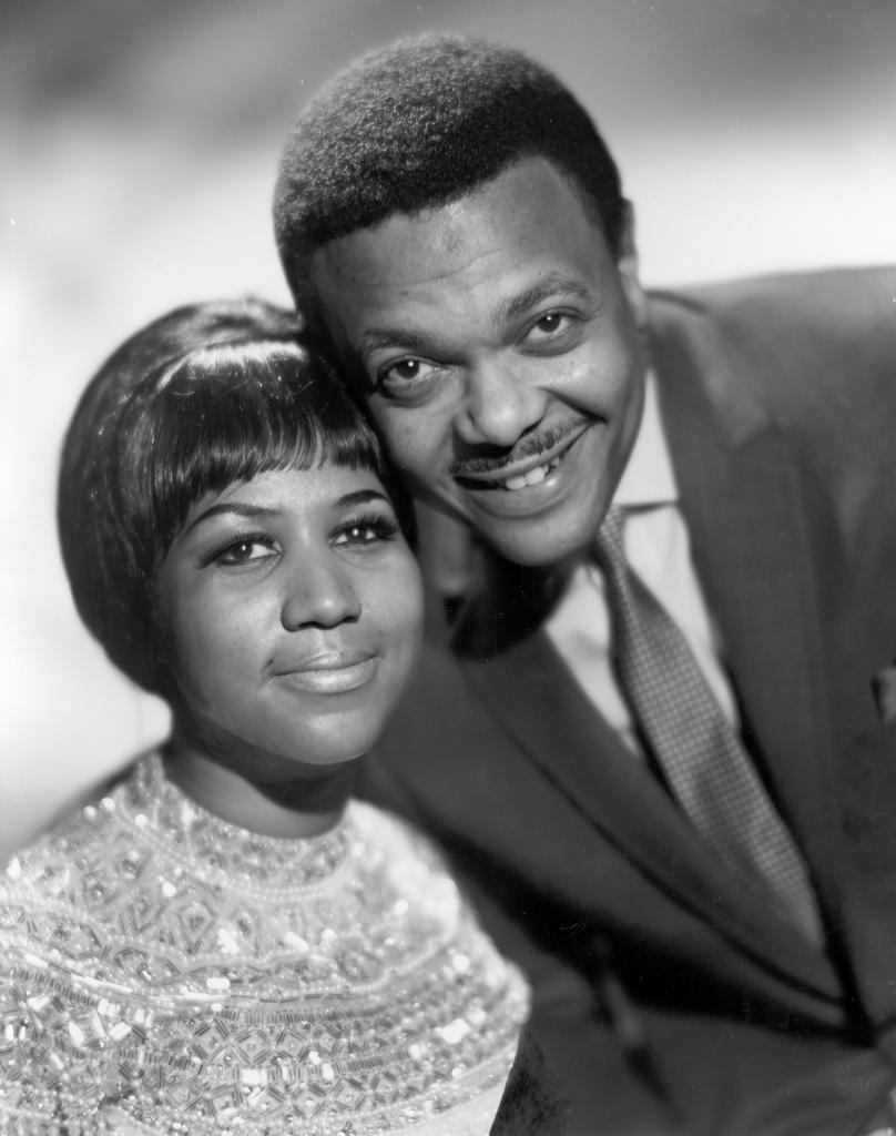 Aretha Franklin i Ted White