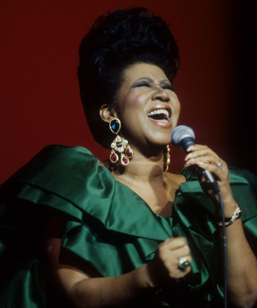 Královna duše Aretha Franklinová