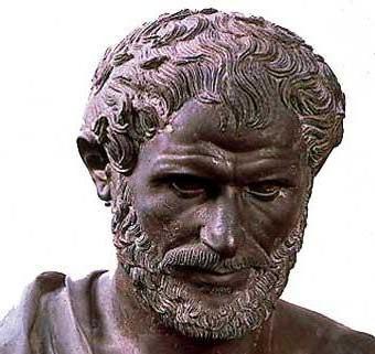 Riassunto della poesia aristotelica