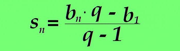 vsota aritmetičnega napredovanja
