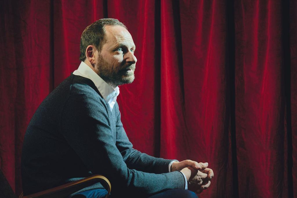 Uomo d'affari Arkady Volozh