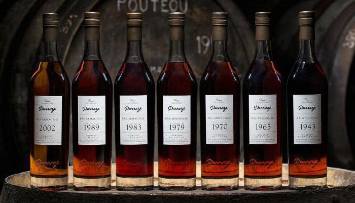 Cognac Armagnac