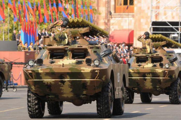 vojska armenske vojske