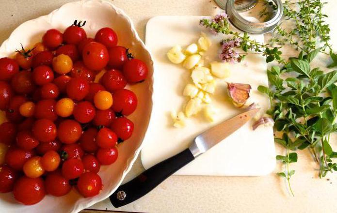 Pomodori armeni per l'inverno