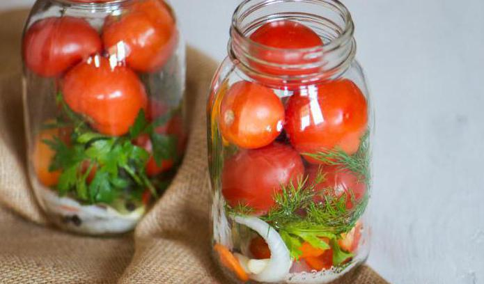 pomodori leggermente salati in armeno