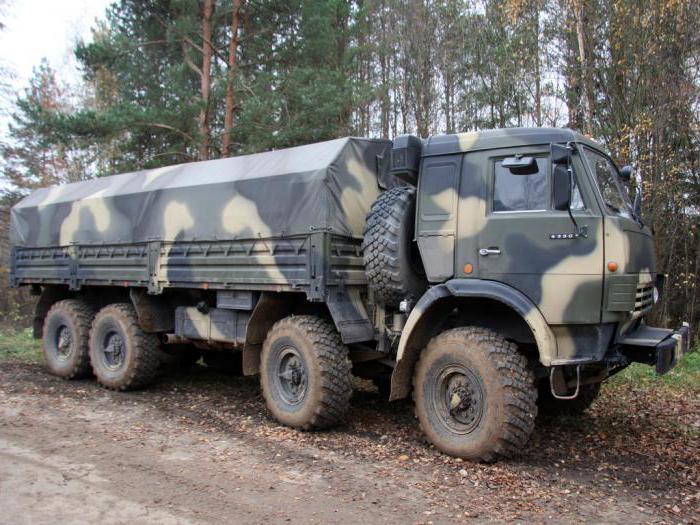 Камаз 6350 модел