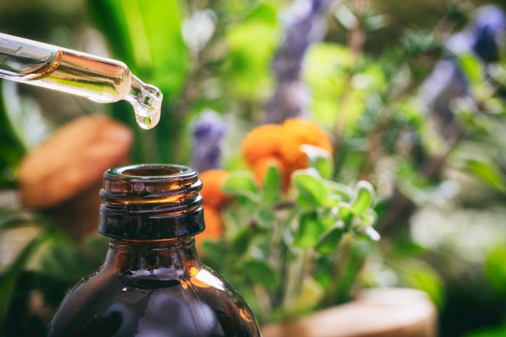 aromatyczny olej