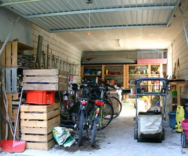 uređenje garaže
