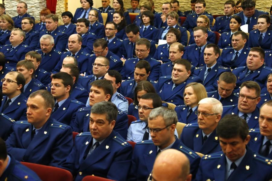 Procuratori della Federazione Russa