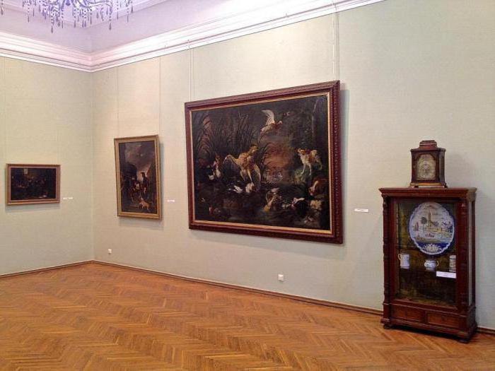umjetnički muzej samara način rada