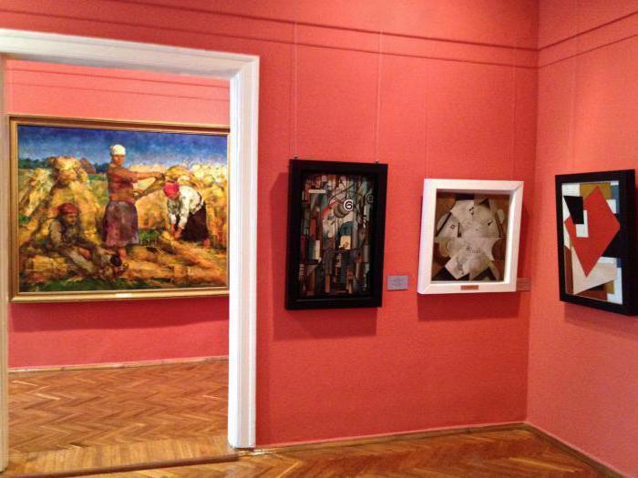 Radno vrijeme umjetničkog muzeja Samara