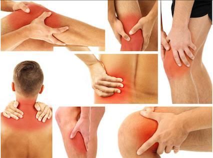 artralgija koljena