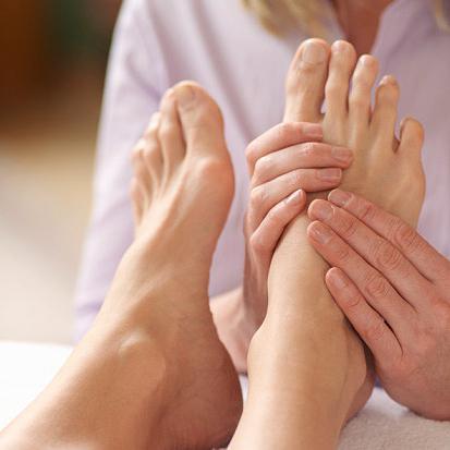 артроза на лечение на краката на народни средства