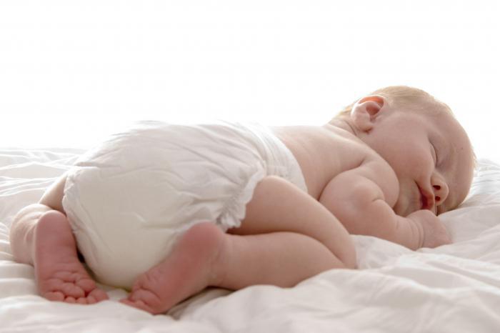 umetno hranjenje otrok do enega leta