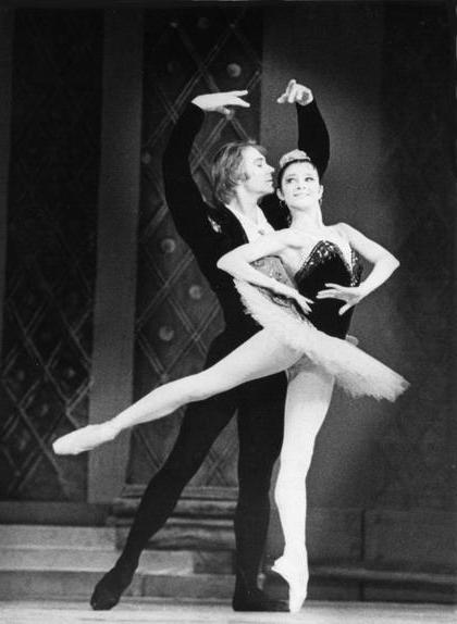 Vladimir Vasilyev balletto