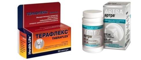 teraflex ili arthra što bolje ocjenjuje cijenu liječnika