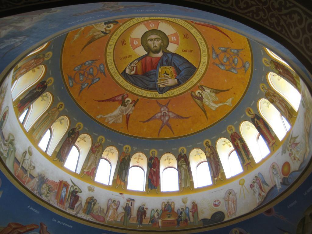 Kopule pravoslavné církve