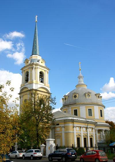Църквата на Възнесението в Коломенско