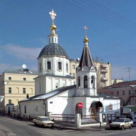 Църквата на Възнесението на Никитска