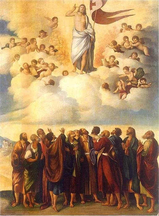 Икона на Възнесението Господне