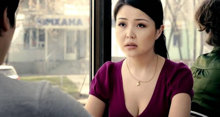 Asel Sadvakasova w filmie