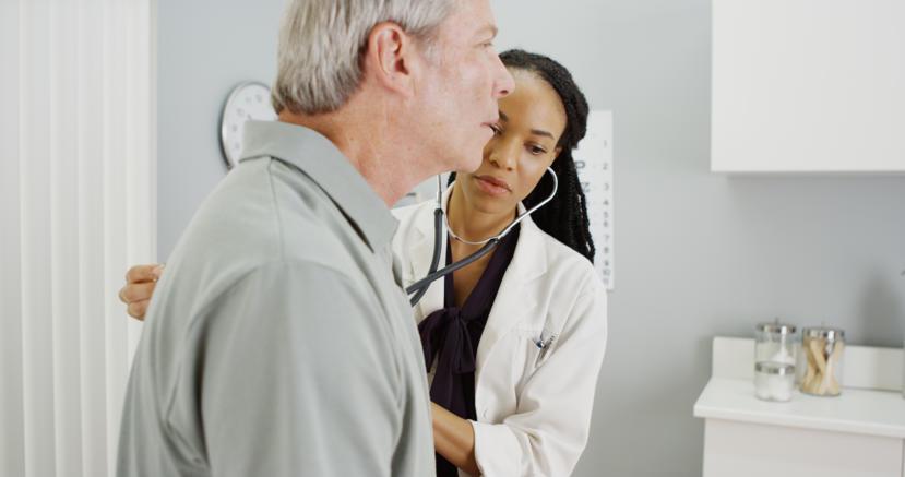 Диагностика на аспирационна пневмония