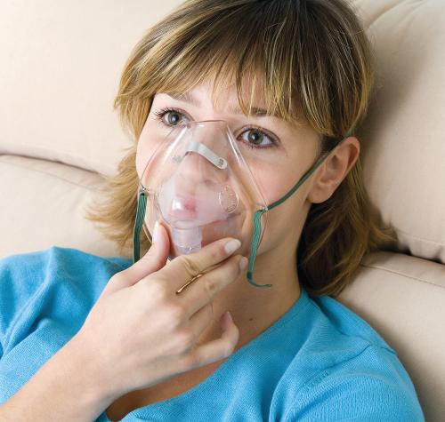 Оксигенотерапия за аспирационна пневмония