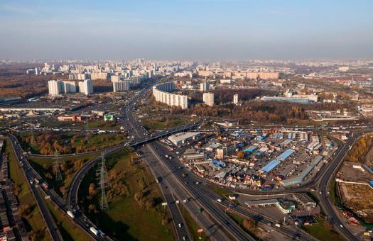 пазар Каширски двор