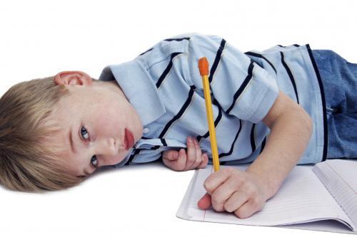 astenia u dzieci