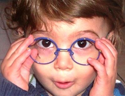 Astygmatyzm u dziecka