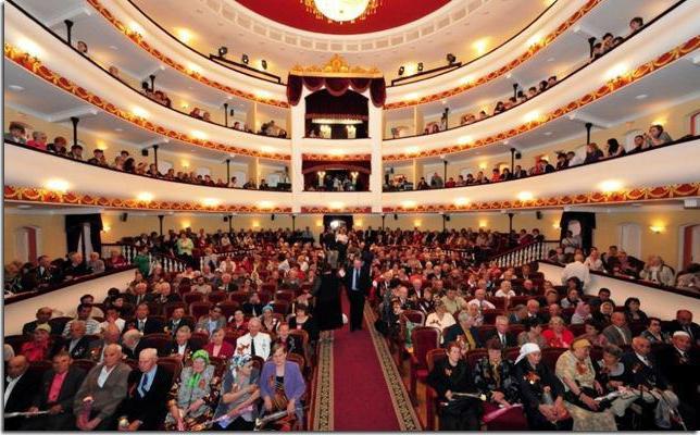 Драматичен театър в Астрахан