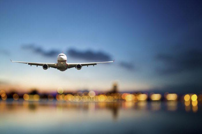 kolikšna je povprečna nadmorska višina potniškega letala