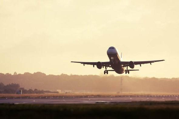 kako visoko potuje letalo