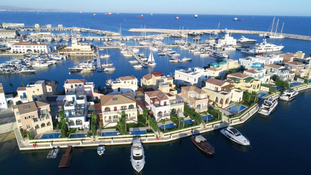 Marina u Limassolu