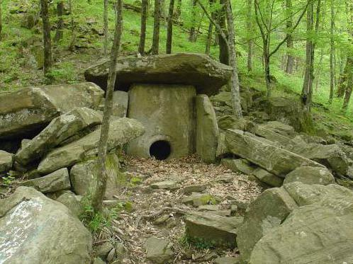 dolmen di lazarevsky